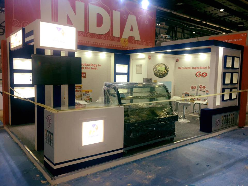 Exhibition Stall Materials : Best exhibition stand constructor stall designer in india